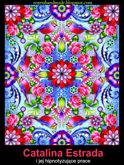 Inspirations Catalina Estrada rozetahandmade.blogspot.com