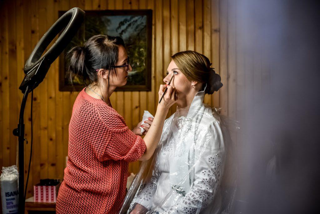 Przygotowania ślubne w Zakopanem